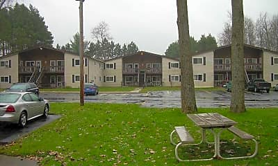 Building, Whispering Pines Apartments, 2