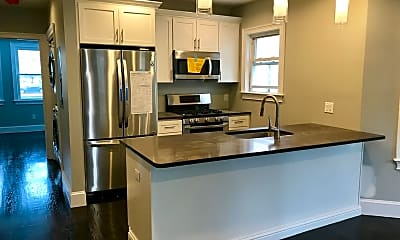Kitchen, 91 Grant St, 1