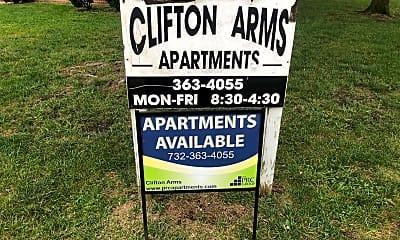 Clifton Arms, 1