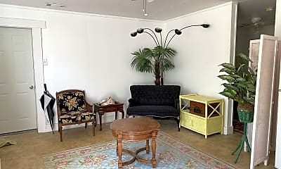 Living Room, 2407 Joyner St, 1