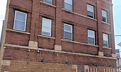 Building, 3803 N Bernard St, 2