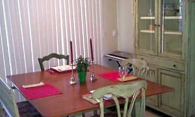 Dining Room, 1500 E Pusch Wilderness Dr 8208, 1