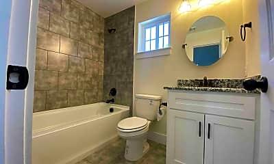 Bathroom, 3501 FM1417, 2