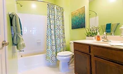 Bathroom, Vista View of Whittier, 2