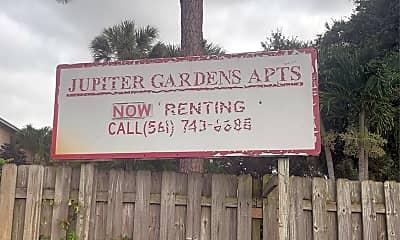 Jupiter Gardens Apartments, 1