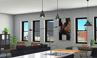 Kitchen, Atelier Third Ward, 2