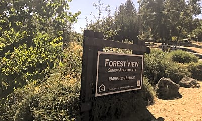 Forest View Senior Apartments, 1