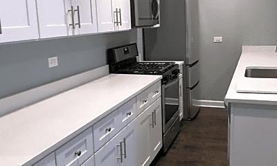 Kitchen, 2631 W 23rd Pl, 1
