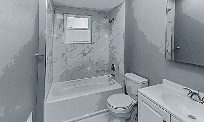 Bathroom, 42 Lenox St, 0
