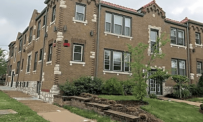 Building, 3539 Lawn Ave, 1