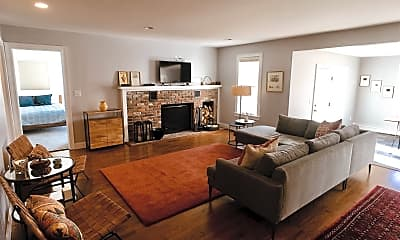 Living Room, 122 High Meadow Way, 1