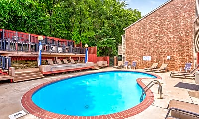 Pool, Rainbow Ridge Apartments, 1