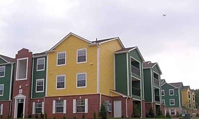 Building, Emerson Apartments, 1