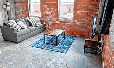 Living Room, 321 E 2nd St, 0