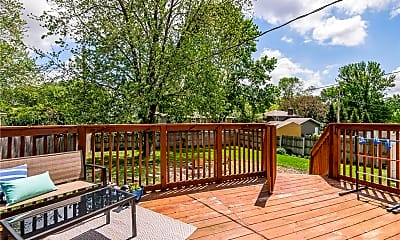 Patio / Deck, 3506 17th Ave NW, 2