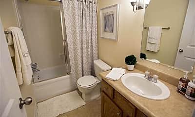 Bathroom, Woodland Springs Manor, 2