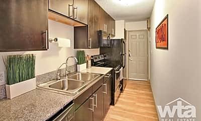 Kitchen, 1600 Royal Crest Dr, 2
