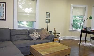 Living Room, 120 Midland Ave 2, 1