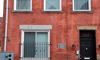 Building, 1228 Sherman Ave, 2