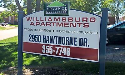 Williamsburg Colony, 1