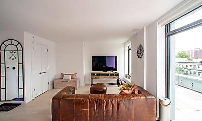 Living Room, 2351 Adam Clayton Powell Jr Blvd PH-6, 0