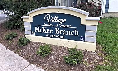The Village at McKee Branch, 1