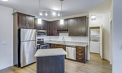 Kitchen, Timber Ridge Luxury Apartments, 0