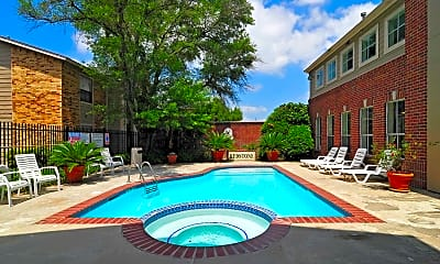 Pool, Redstone Apartments, 0