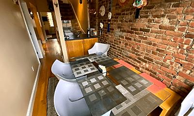 Dining Room, 116 W Newton St, 1