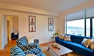 Living Room, Waterbend, 1