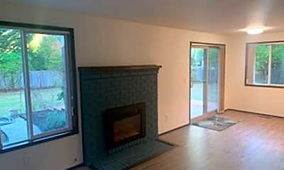 Living Room, Oyster Bay Road NW, 1