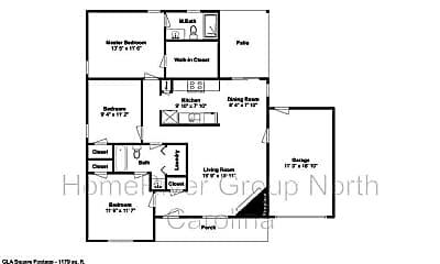 Building, 140 Asherton Ct, 2