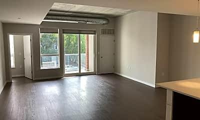 Living Room, 3219 Detroit Ave, 1