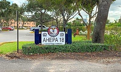 Ahepa 18 Apartments, 1