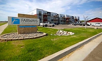 Community Signage, Fairways at Hunter Run Apartments, 1