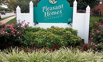 Pleasant Homes/Gregory Estates Dba, 1