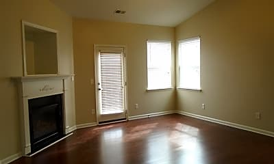 Living Room, 1508 Woodberry Court, 1
