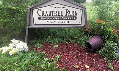 Crabtree Park Townhomes, 1