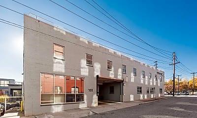 Building, Hopper Lofts, 0