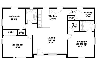 Building, 1507 Gardenia Ave, 1