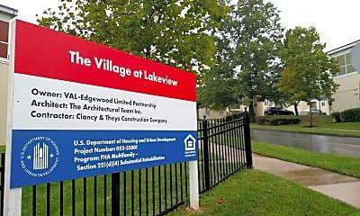 Village at Lakeview Apartments, 1
