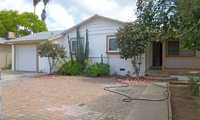 Building, 418 El Rancho Ln, 1