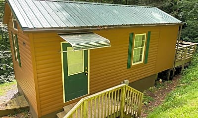 Patio / Deck, 493 Rainbow Mountain Rd, 0