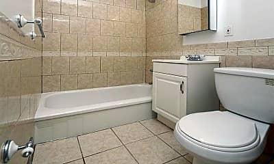 Bathroom, 18 W 88th St, 2