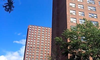 Ridge Tower apartments, 0