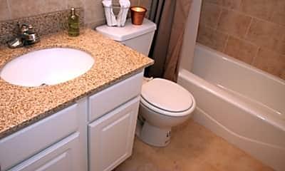 Bathroom, Cloverdale Park Apartments, LLC, 2