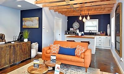 Living Room, The Benton, 0