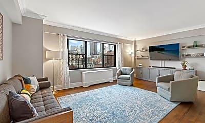 Living Room, 201 E 25th St, 0