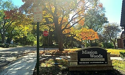 Community Signage, 5920 Reeds Rd, 1