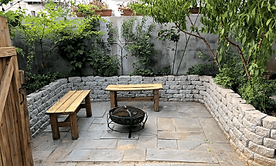 Patio / Deck, 4014 3rd St NW, 0